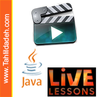 فیلم LiveLessons Learning Modern Java