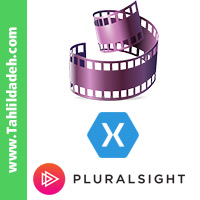 فیلم Pluralsight Write Less Code with Xamarin Designer